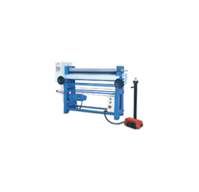 Birlik Motor Operated Three Roll Bending Machines