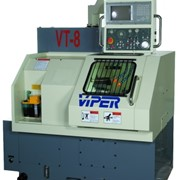 CNC Lathe Machine | Compact Design | Alex-Tech Viper VT8 & VT-10