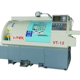 CNC Lathe Machine | Production System | Alex-Tech Viper VT-12/VT-12S