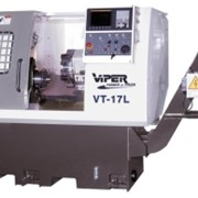 CNC Lathe Machine | Production System | Alex-Tech Viper VT-15L/VT-17L