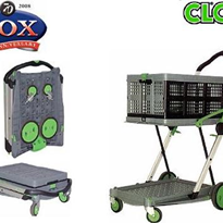 Utility Trolley | Collapsible Folding | Clax Cart