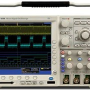 Oscilloscopes - MSO/DPO4000 Series Mixed Signal Digital Phosphor Oscilloscopes