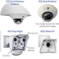 Mobotix Rugged IP Cameras