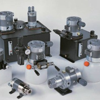 Air Driven Hydraulic Pumps