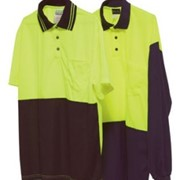 High Visibility Safety Shirt