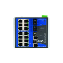 Moxa 18 Port Gigabit Managed Ethernet Switch from Paqworks
