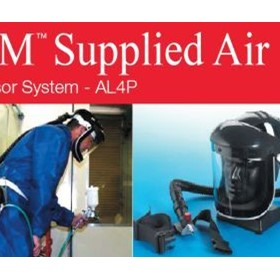 3M Supplied Air Visor System