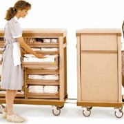 Hotel Housekeeping Carts | ProHost