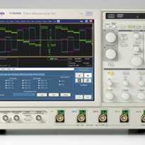 Video Measurements - Tektronix VM6000 Automatic Video Measurement  Set
