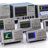 Basic, Bench and Performance Oscilloscopes from Tektronix