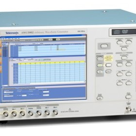 Arbitrary Waveform Generators -  Tektronix AWG5000B Series