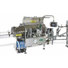 Trine Roll-Fed Labeling System