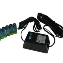 1008 Rechargeable Battery Pack - (6 Nicad Cells + 230V Mains Charger)