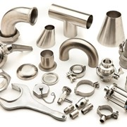 Hygienic Stainless Steel Piping Products and Fittings