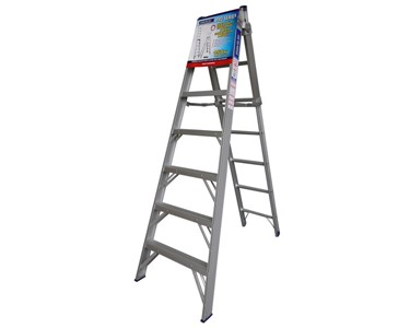 INDALEX Pro Series 5-Way Combination Step Extension Ladder