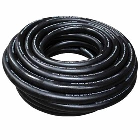 "Rubber Fuel delivery hose. 1"" (25mm) I.D"