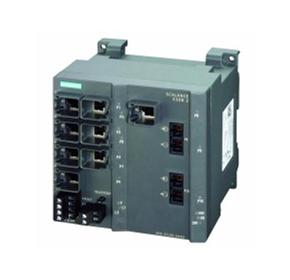 SCALANCE X300 Industrial Ethernet with GIGABIT