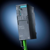 ET200M remote I/O system now with PROFINET