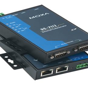 Moxa Embedded Computers UC-7112 Mini RISC for Industrial Communication