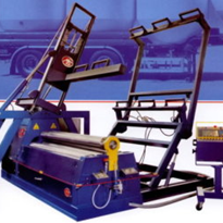 Plate Rolling Machines - 4 Roll