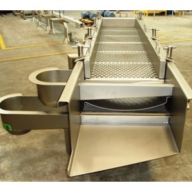 Vibratory Screening Machines