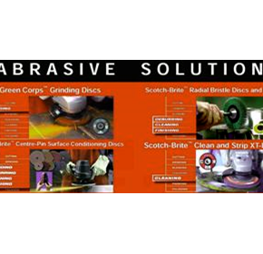 Abrasive Solutions / New Range of Products