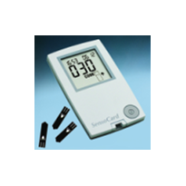 SensoCard Blood Glucose Monitor
