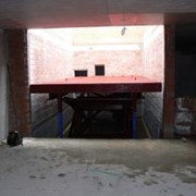 Car Scissor Hoist for Basement Car Park