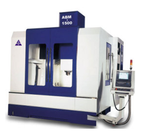 Vertical Machining Centers | Bridge Type