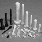Nylon Nuts, Bolts & Washers