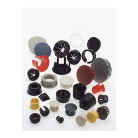 Nylon Hole Plugs & Insulating Bushes