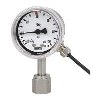 Compact Ultra High Purity Pressure Gauge