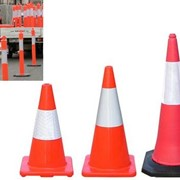 T Top Bollards & Traffic Safety Cones