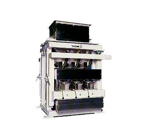 Multi-Head Net Weigher | PLA Series