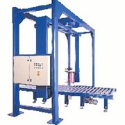Fully Automatic Stretch Wrapping Machine | OVERARM