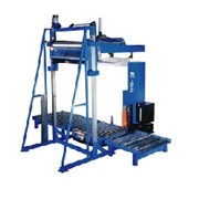 Fully Auto Stretch Wrap Machine | IMPACRT-500