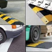 Speed Humps & Bumps - Vehicle & Parking Control