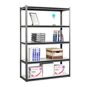 Z Beam Shelving Unit