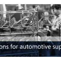 Microsoft Dynamics for Automotive Suppliers