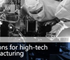 Microsoft Dynamics for High-Tech Manufacturers