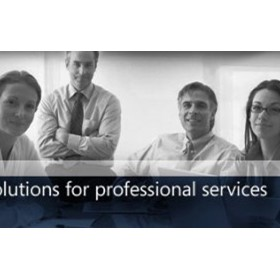 Microsoft Dynamics for Professional Services