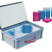 GCC-PSL Hard Case Vaccine Carrier Boxes