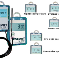 MI-IN & MI-OE - Mini Temperature Recorders for Vaccine Monitoring