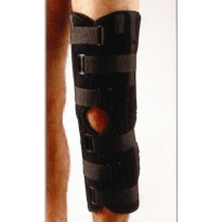 OMS Post Op Knee Brace - Tri Panel