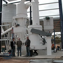 High Pressure Suspension Grinder Mill(CE)