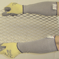 Sleeve with HPPE Cut Resistant Fibres | T-Flex S8115