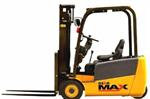 OSKO MAX - Three Wheel Electric Forklifts