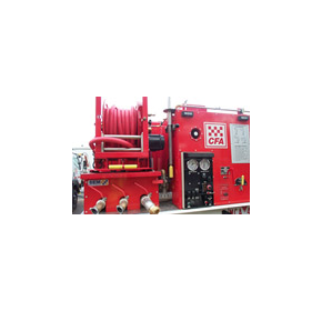 ReCoila Fire Fighting Hose Reels