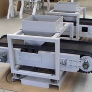 Belt Weigh Feeders by AccuWeigh