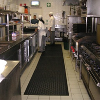 Kitchen Mat Rental Service